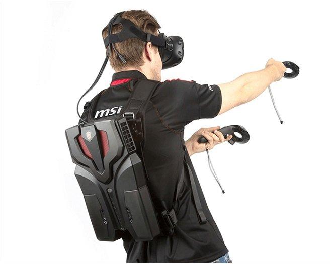 Sac à dos MSI VR One