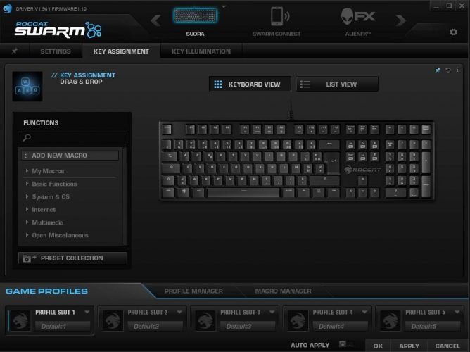 roccat-suora-swarm-key-assignment