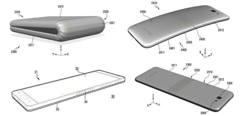 samsung-brevet-smartphone-pliable-2