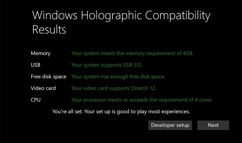 windows-holographic-compatibilite-pc