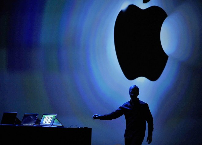 Apple unveils