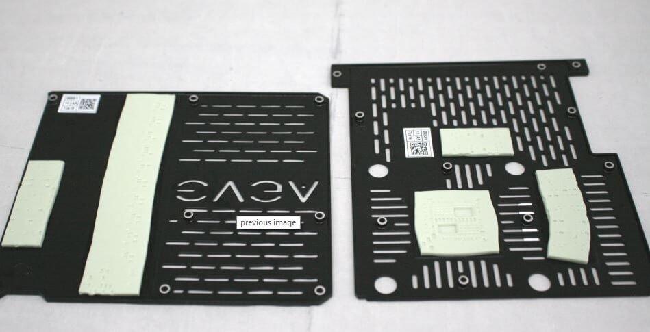 EVGA ICX thermal pads 2