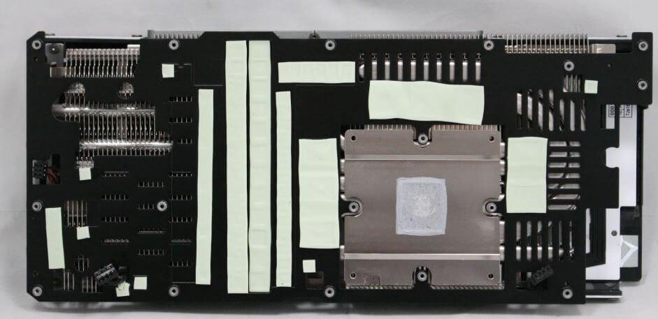 EVGA ICX thermal pads