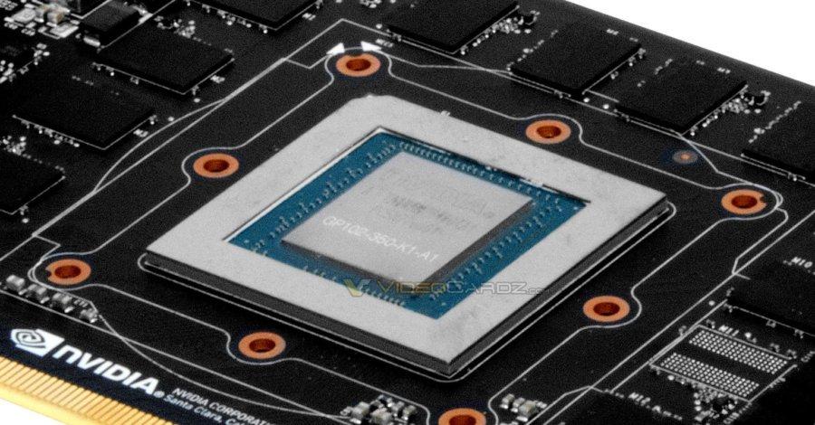 Nvidia GTX 1080ti