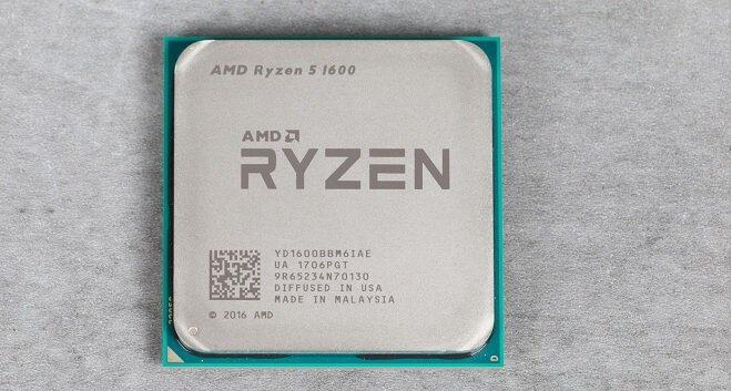 AMD R5 1600