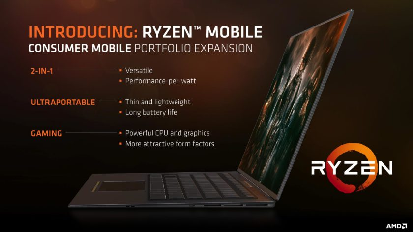 ryzen laptop