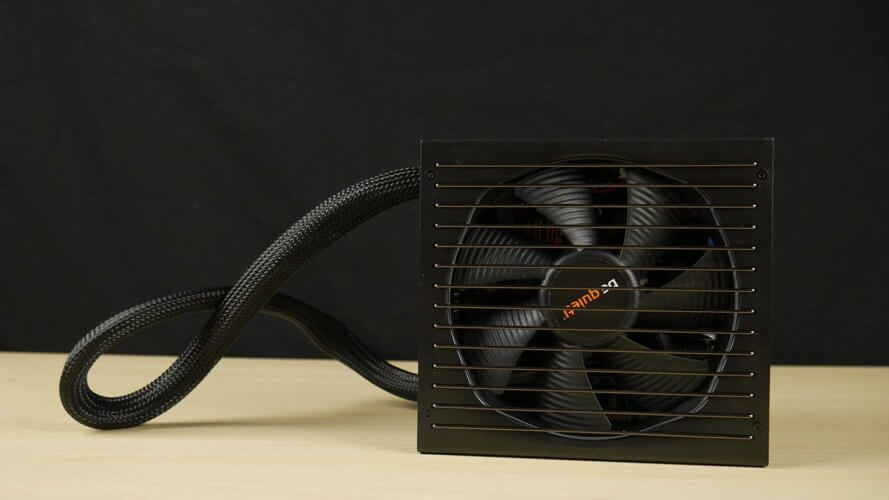 be quiet straight power 10 fan