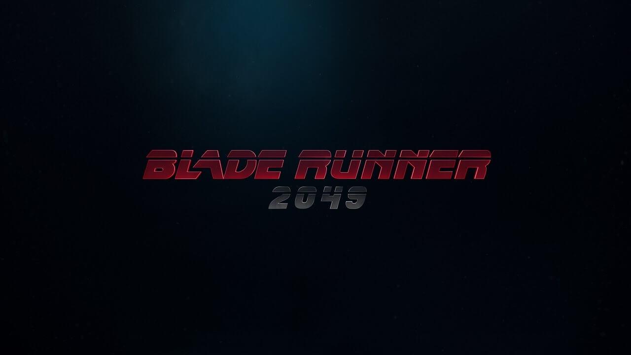 Un premier trailer pour Blade Runner 2049