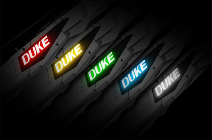 MSI GTX 1080 Ti Duke RGB