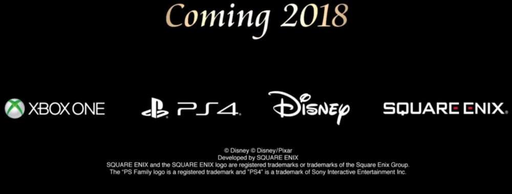 Nouvelle date de sortie de Kingdom Hearts III