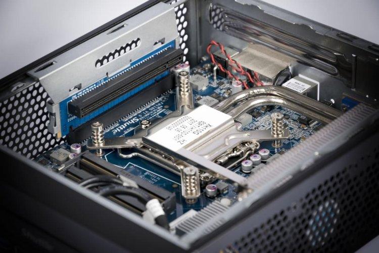 Le système de refroidissement du XH110G