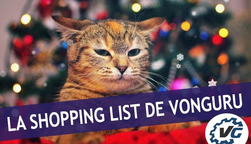 shopping list noel
