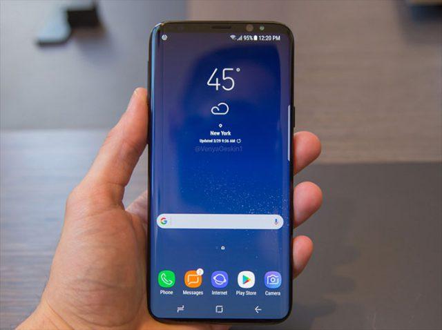 Samsung GalaxY S9 prise en main