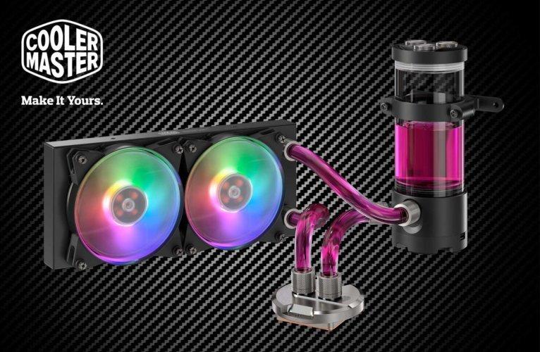 MasterLiquid Maker 240