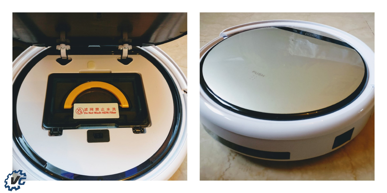 chuwi ilife v5 robot aspirateur