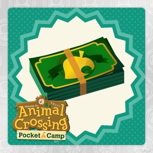 animal crossing pocket camp ticket vert