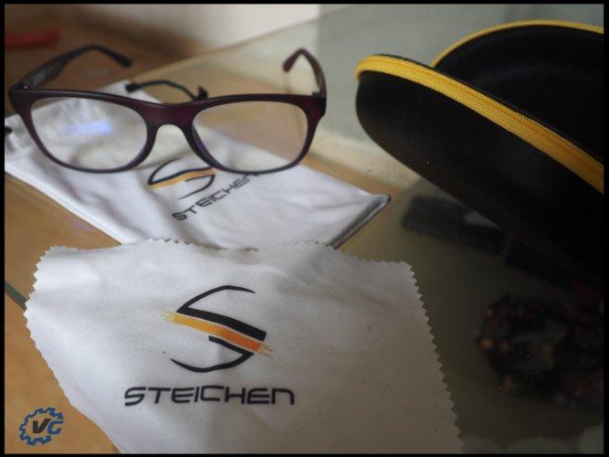 produit chaud le prix reste stable extrêmement unique Test des lunettes anti-faigue Théia par Steichen