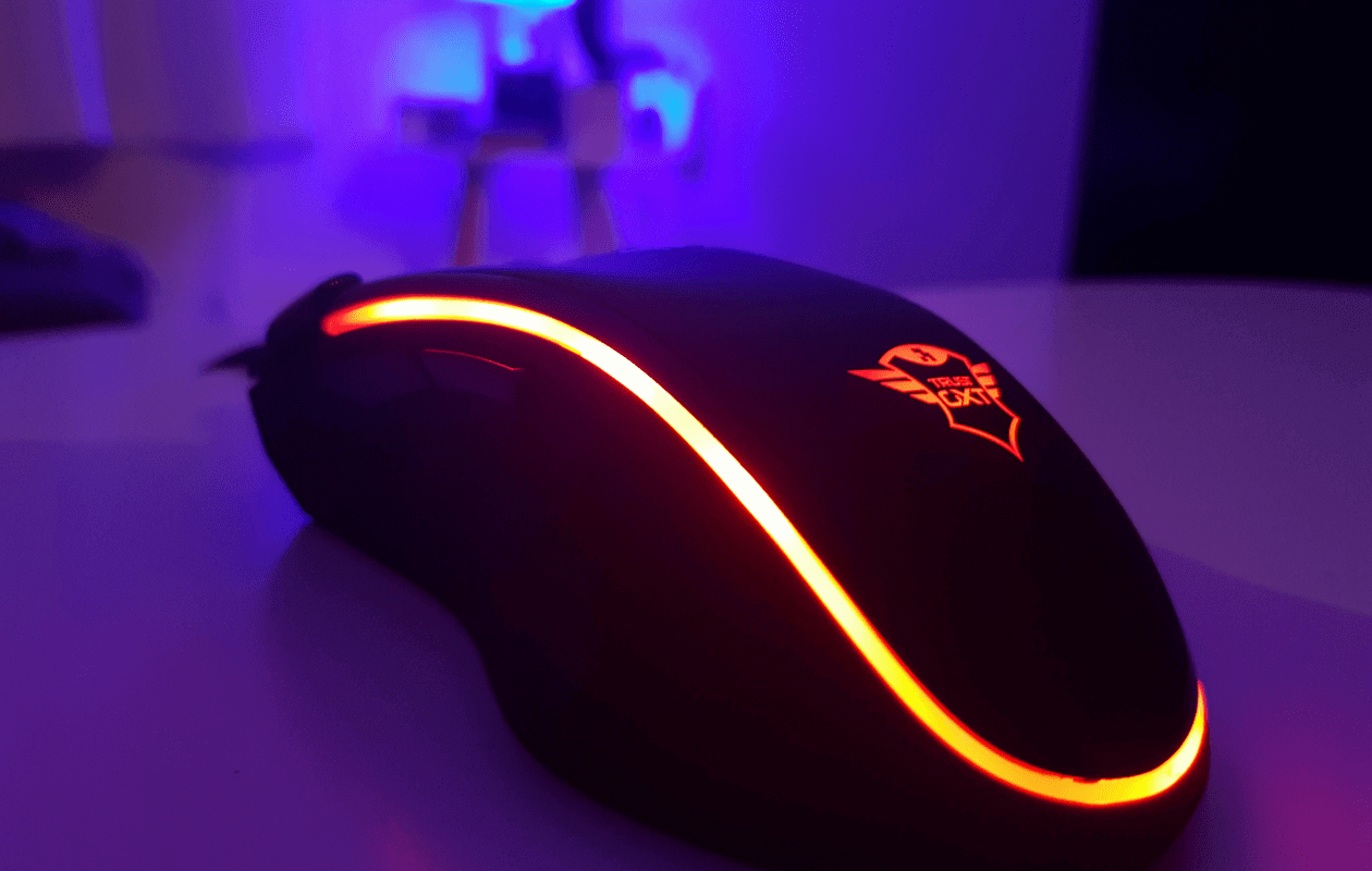 Souris LABAN Trust Gaming