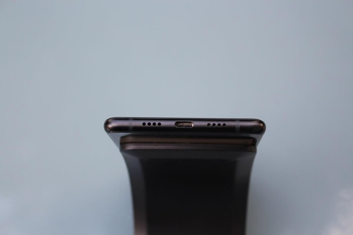 Xiaomi mi mix 2 design tranche basse