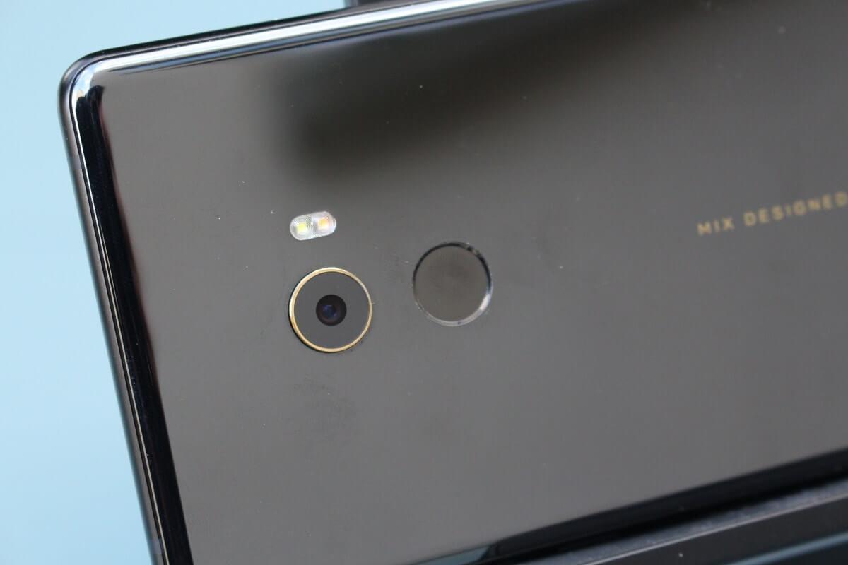 Xiaomi mi mix 2 appareil photo