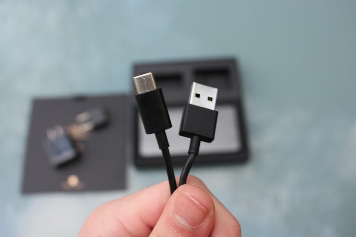 Xiaomi mi mix 2 cable non tressé