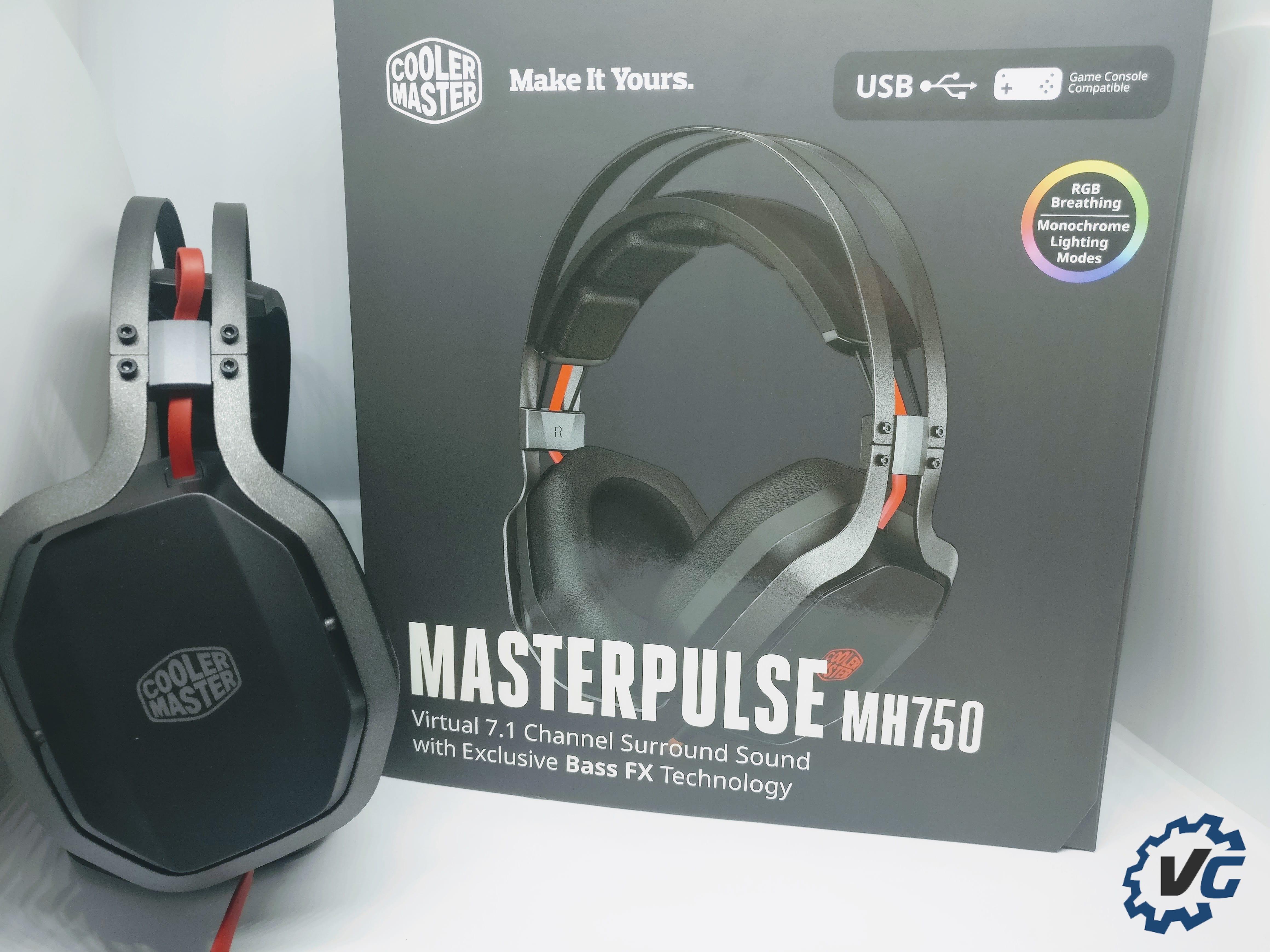 casque cooler master masterpulse mh750