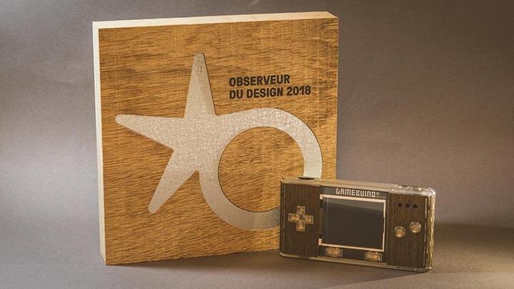 gamebuino console kickstarter