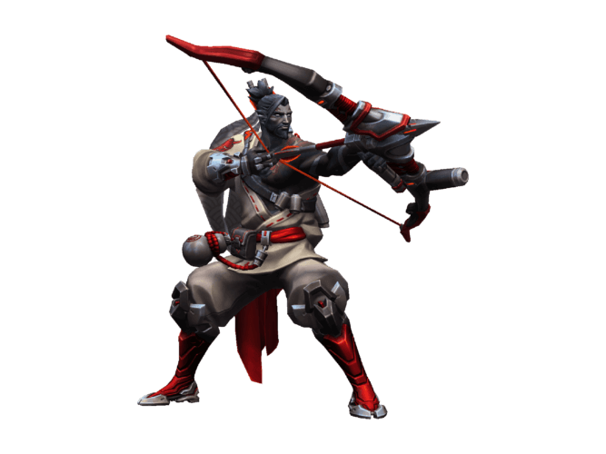hanzo heroes of the storm