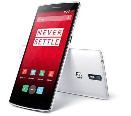 Image téléphone One Plus One
