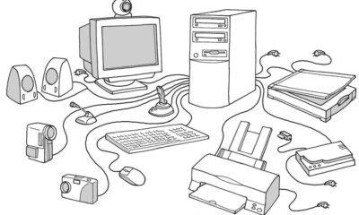 périphériques ordinateurs