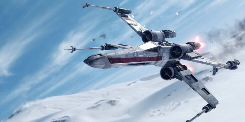 star wars battlefront 2 x wing