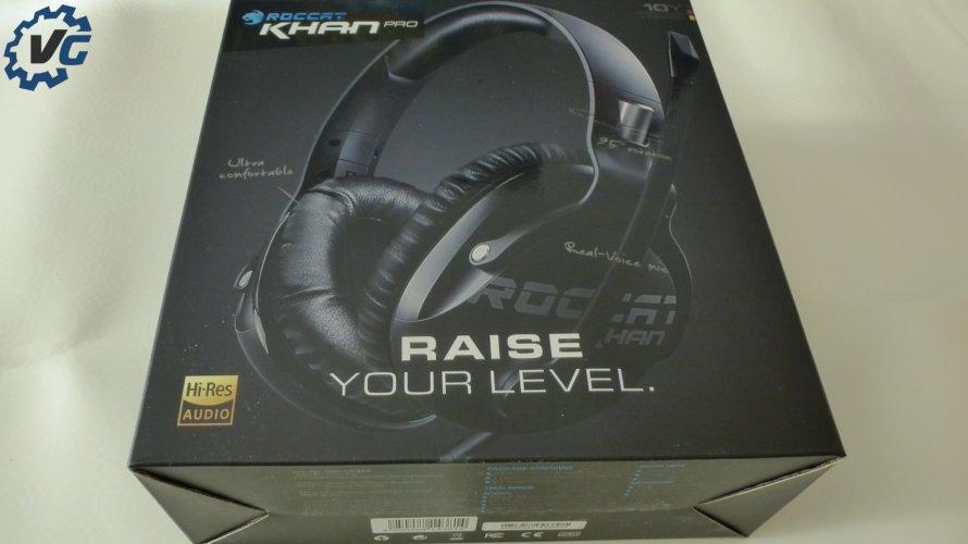 ROCCAT Khan Pro box