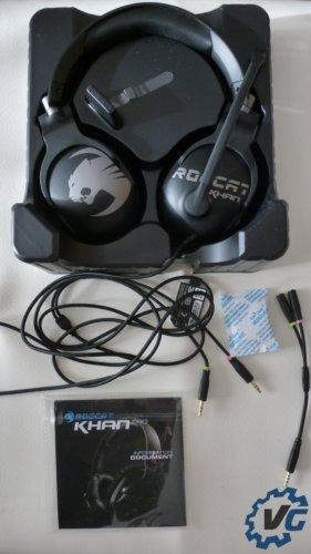 ROCCAT Khan Pro unboxing