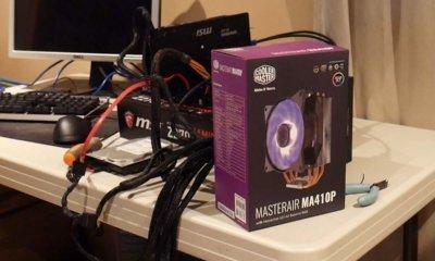 Cooler Master MA410P