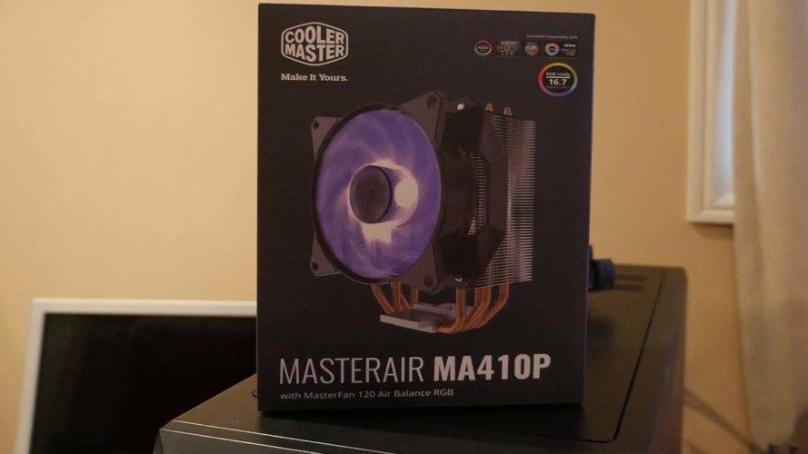 Boite du Cooler Mater MA410P
