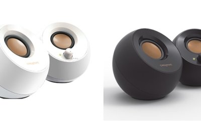 creative pebble enceinte