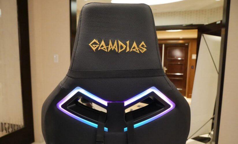 fauteuil gamdias achilles RGB