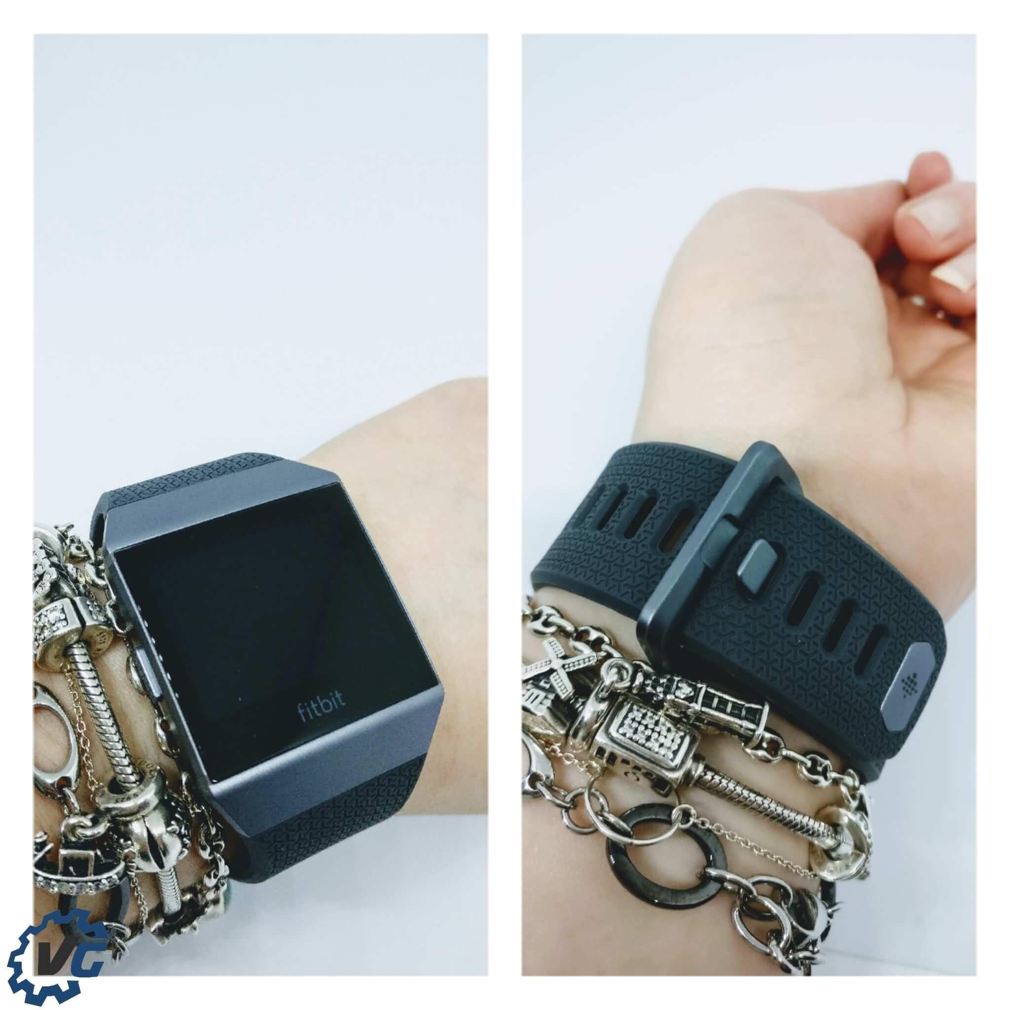 Fitbit Ionic montre connectée aperçu