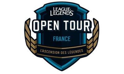 League of Legends Open Tour championnat France