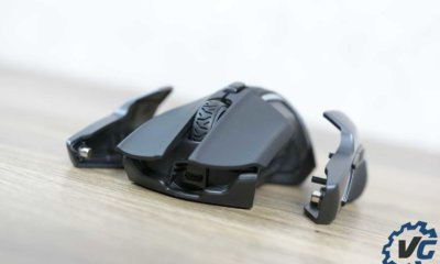 test souris SteelSeries Rival 600