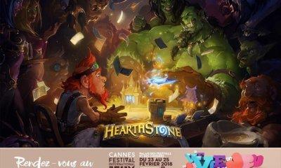 Festival International des Jeux de Cannes 2018 Hearthstone