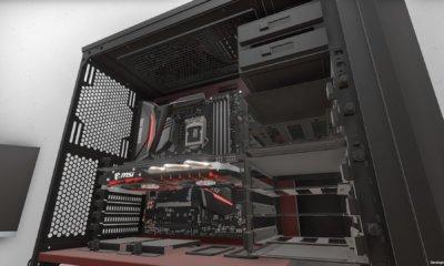 msi pc building simulator