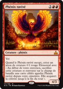 Phénix Ixalan Magic