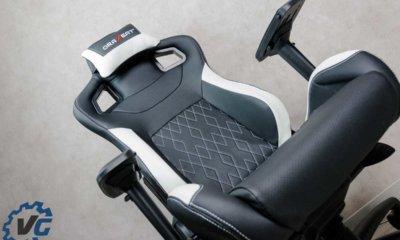 Test fauteuil gameur Oraxeat MX800 blanc