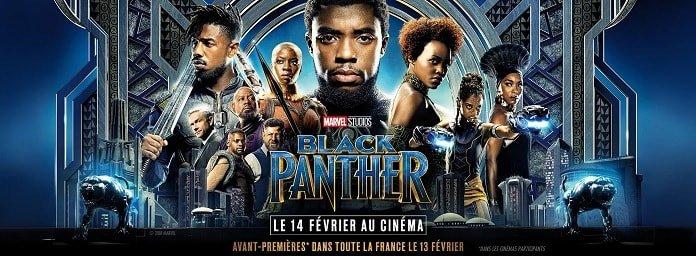 Black Panther bannière