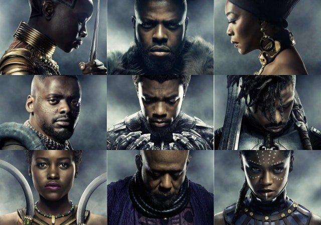 Black Panther black casting