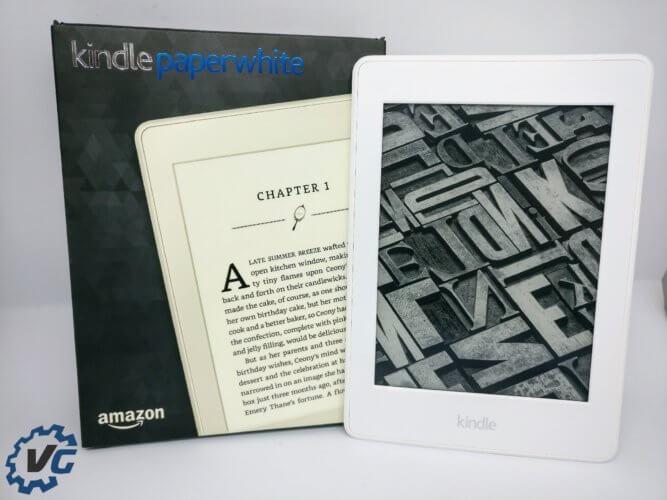 Test Kindle Paperwhite La Liseuse Milieu De Gamme D Amazon