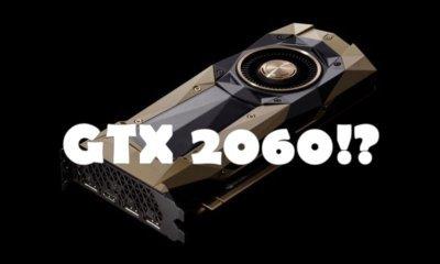 nvidia GTX2060
