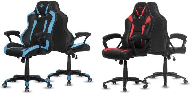 Spirit of Gamer nouveaux sièges