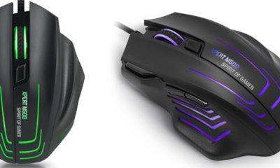Nouvelle souris SPIRIT OF GAMER XPERT-M500